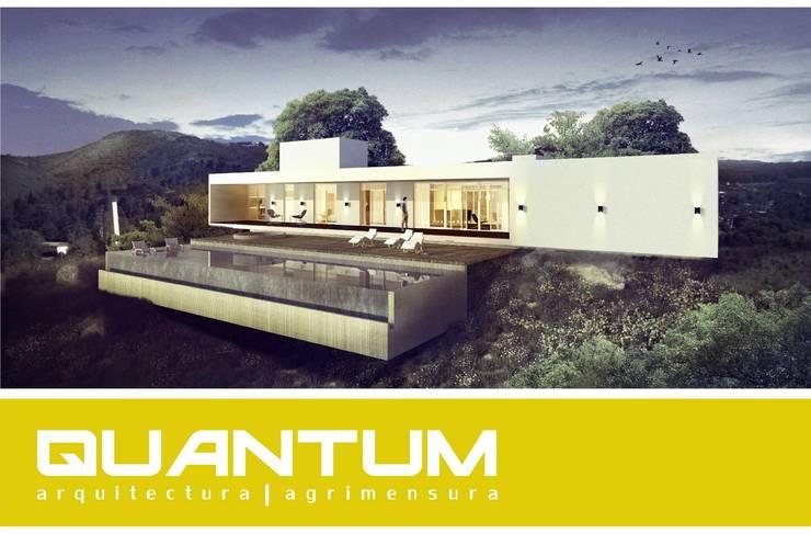Vivienda Unifamiliar - Los Molinos: Casas de estilo  por Betiana Denardi | Arquitecta,