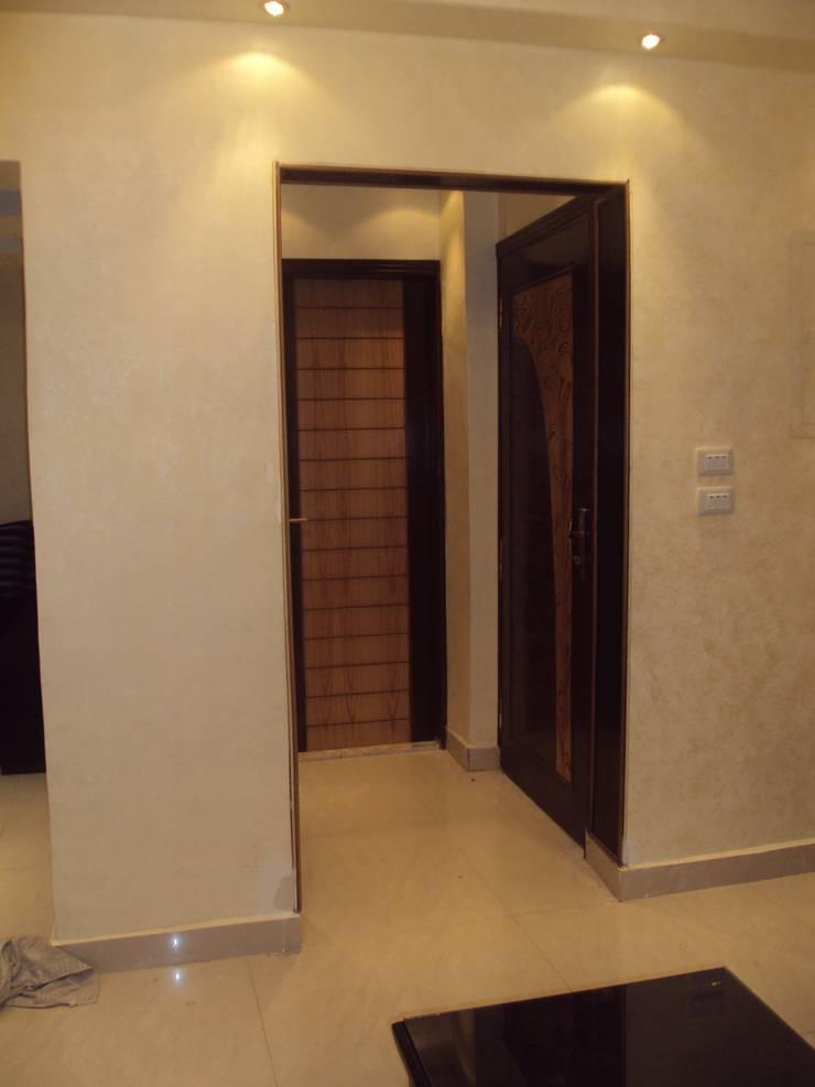 مدخل ريسبشن 1 بعد:   تنفيذ haitham hamdy designs