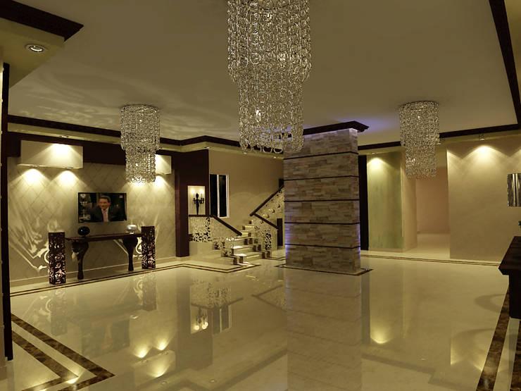 تصميم 3d:  تصميم مساحات داخلية تنفيذ haitham hamdy designs