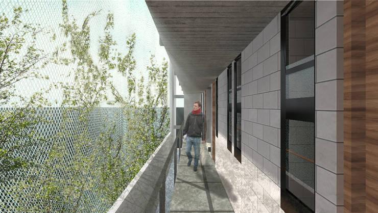 Departamentos LG: Casas de estilo  por FDZ ARQUITECTOS