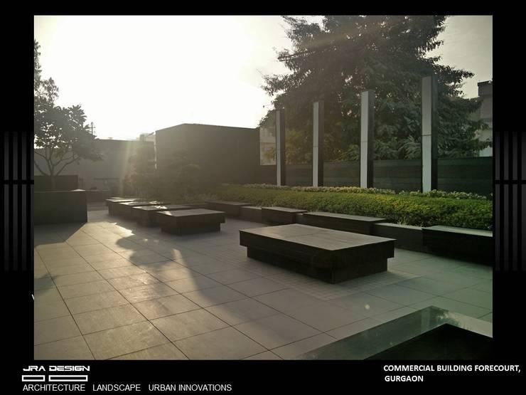 Commercial Building , Udyog Vihar:  Houses by JRA DESIGN