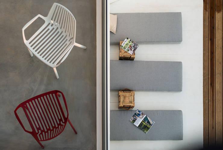 Terrazas de estilo  por studioarte