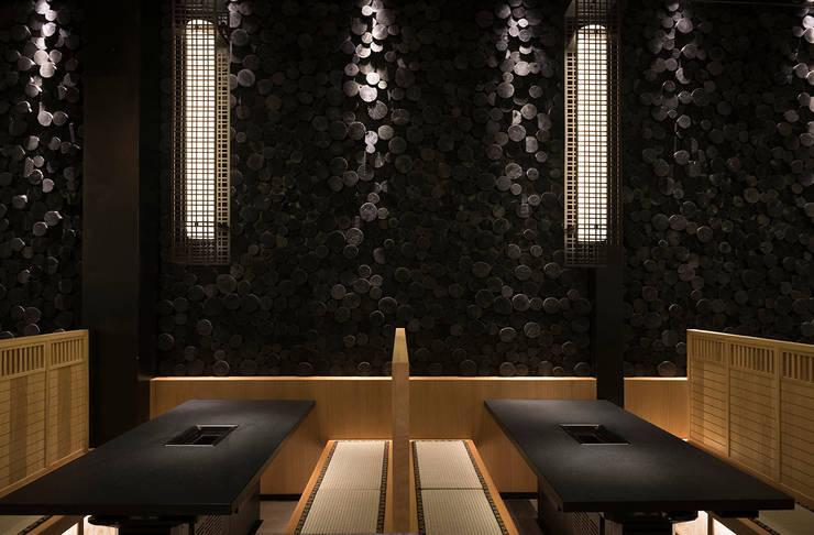 昭日堂燒肉:  餐廳 by 周易設計