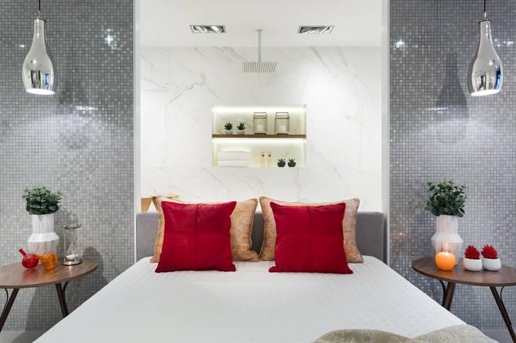 Bedroom by ÀS DUAS POR TRÊS