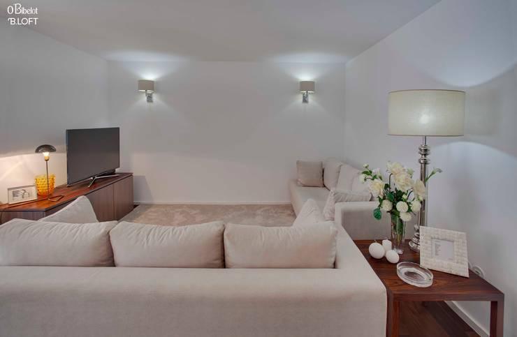 Salas de estilo  por B.loft