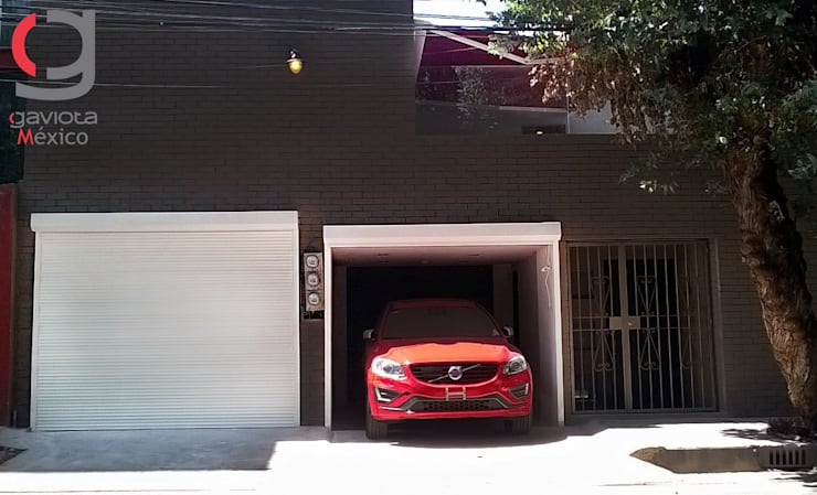 Garages & sheds by GAVIOTA MEXICO