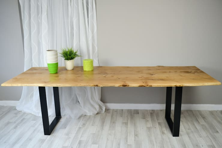 Live Edge Tables By Frances Bradley Homify