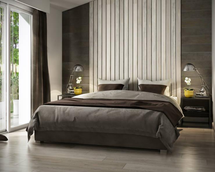 Slaapkamer door  Tatiana Sukhova