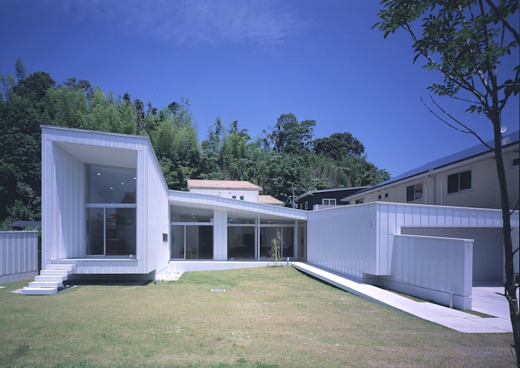 薩摩川内の住宅: アトリエ環 建築設計事務所が手掛けた家です。