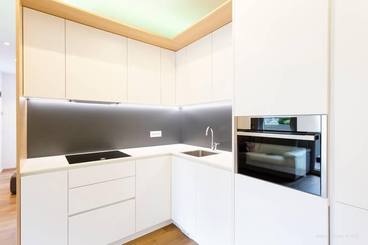 Free Z: Cucina in stile  di arch lemayr thomas