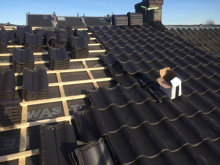 Nieuwe dakpannen:   door Jartec