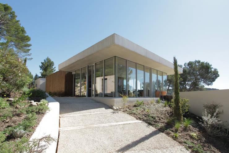 房子 by Adrien Champsaur Architecture