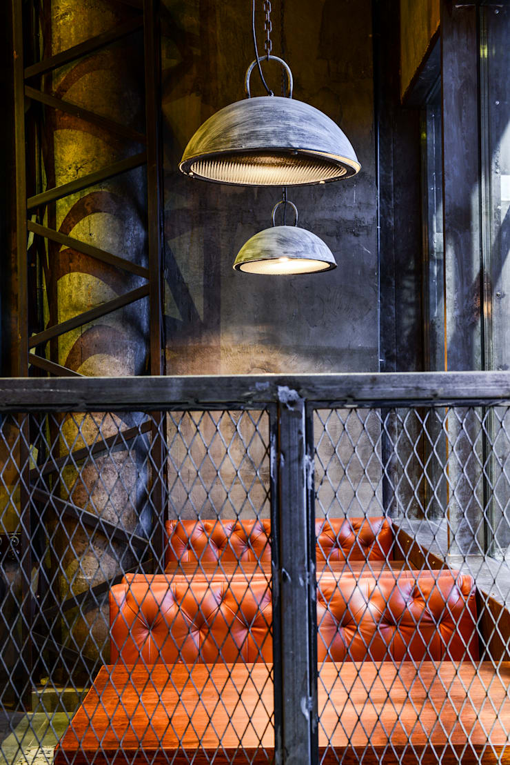 TUF—The Urban Foundry:  Bars & clubs by Studio K-7 Designs Pvt. Ltd