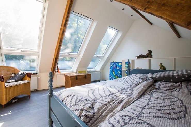 Slaapkamer:   door Joost Reijnen architect