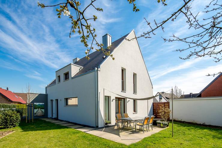 minimalistische Huizen door Architektur Jansen