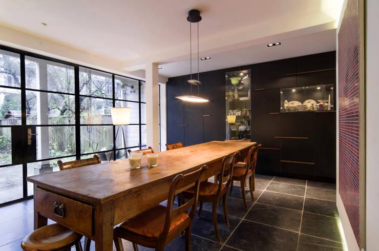 Keuken In Souterrain : Voor en na: heerlijk wonen in een amsterdamse kelder