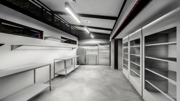 CUT Product Development Lab:  Gastronomy by Truspace, Modern