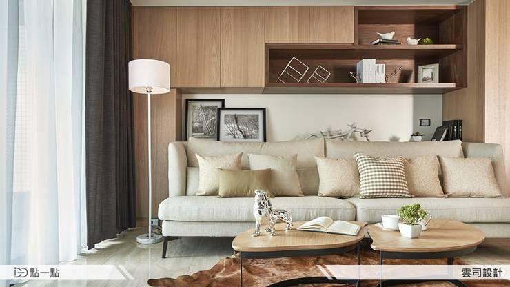 Ruang Keluarga by iDiD點一點設計