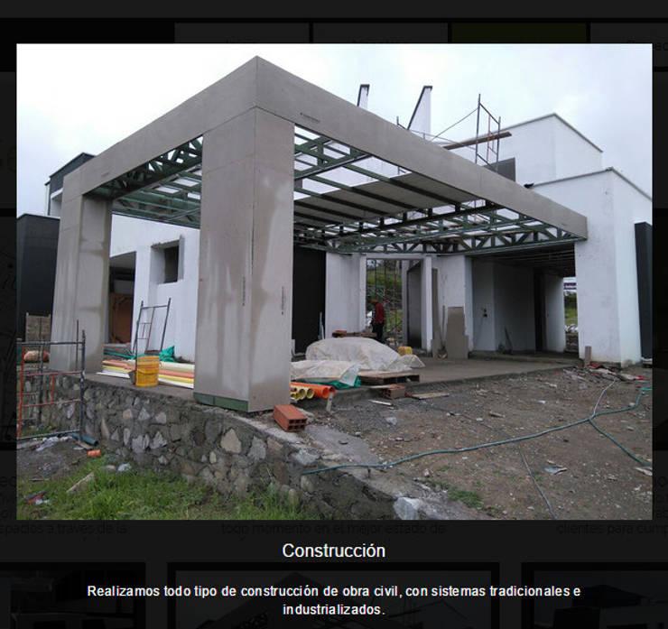 Remodelaciones:  de estilo  por CJM ARQUITECTOS