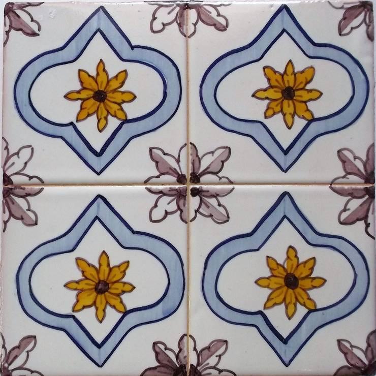 Amostras Azulejo Padrão:   por Sant'Anna