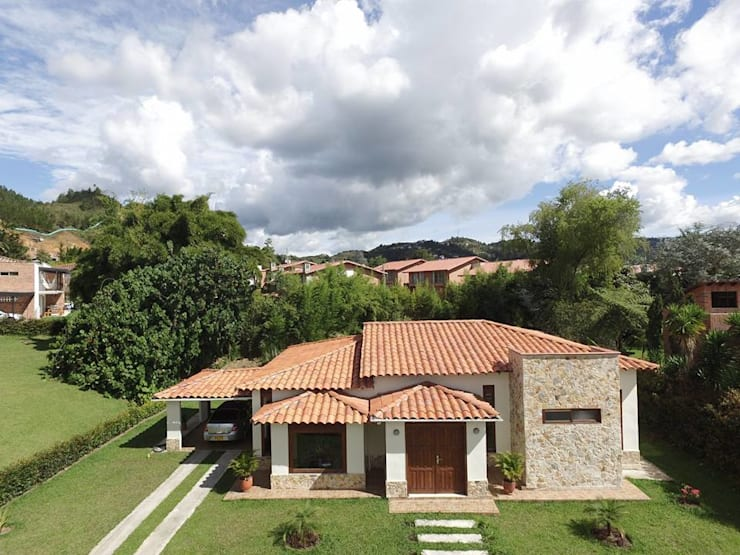 Rumah by PREFABRICASA