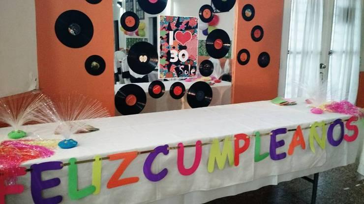 Ambientación Retro: Comedores de estilo  por Araceli Fernandez Ibarguren