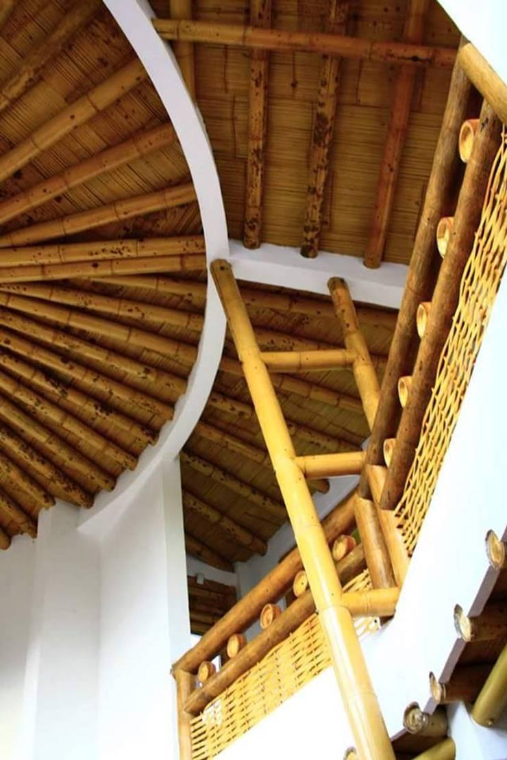 Construcción Ecológica: Casas de estilo  por Zuarq. Arquitectos SAS