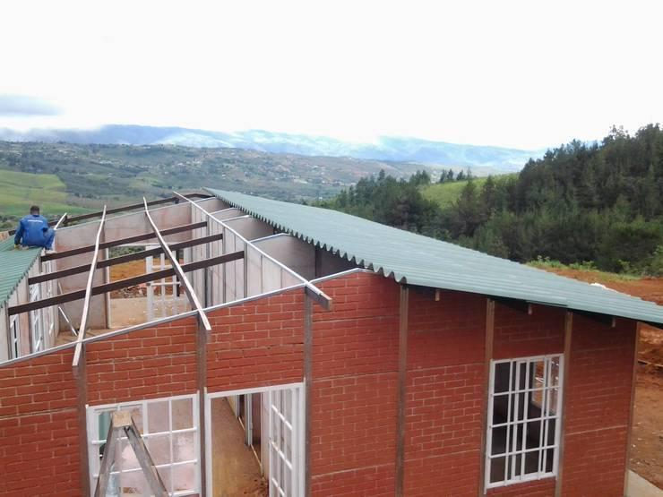 Case in stile  di casas prefabricadas siglo 21 s.a.s.