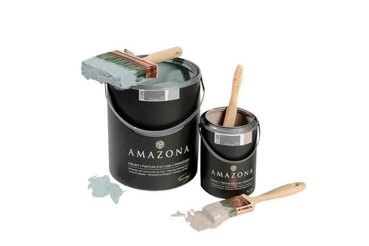 Amazona krijtverf:   door Groothandel in decoratie en lifestyle artikelen, Klassiek