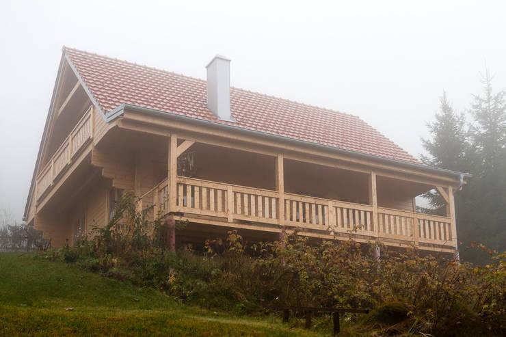 Log cabin by THULE Blockhaus GmbH