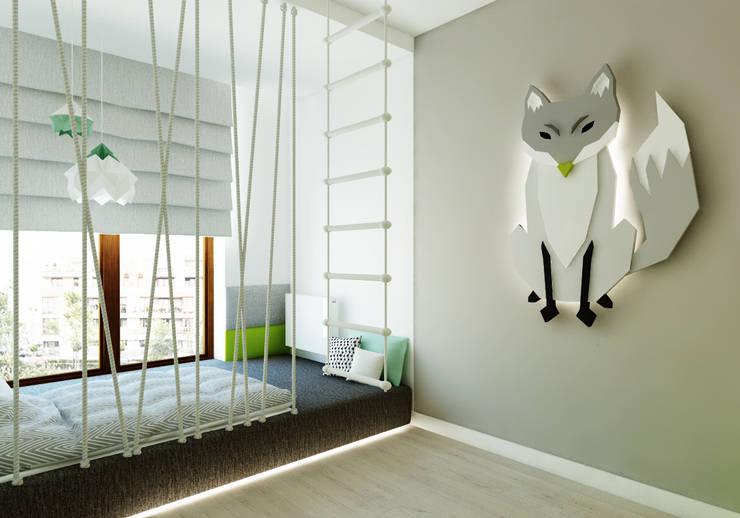 Dormitorios infantiles de estilo  por living box