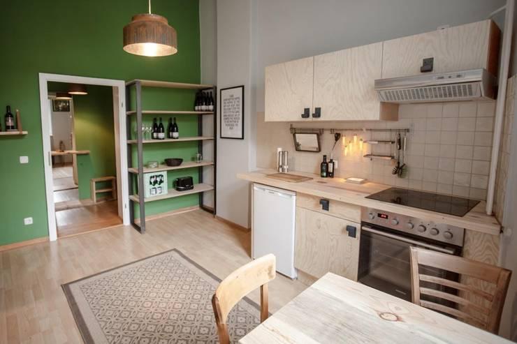 Kitchen by woodboom