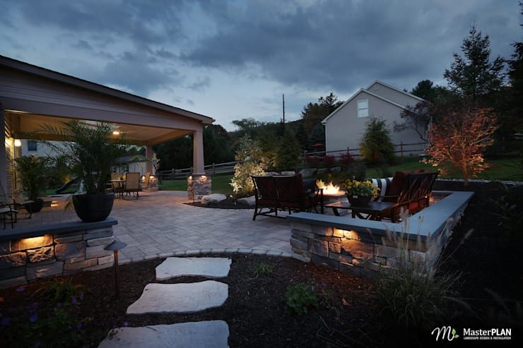 After :   by MasterPLAN Outdoor Living