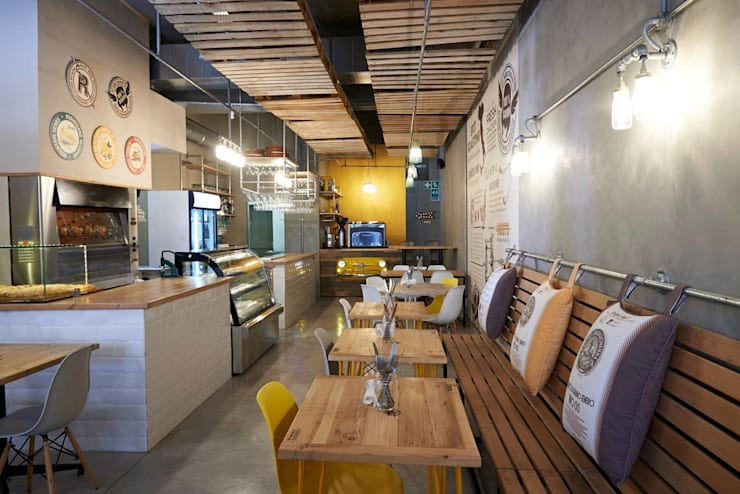Commercial Spaces by House of Gargoyle
