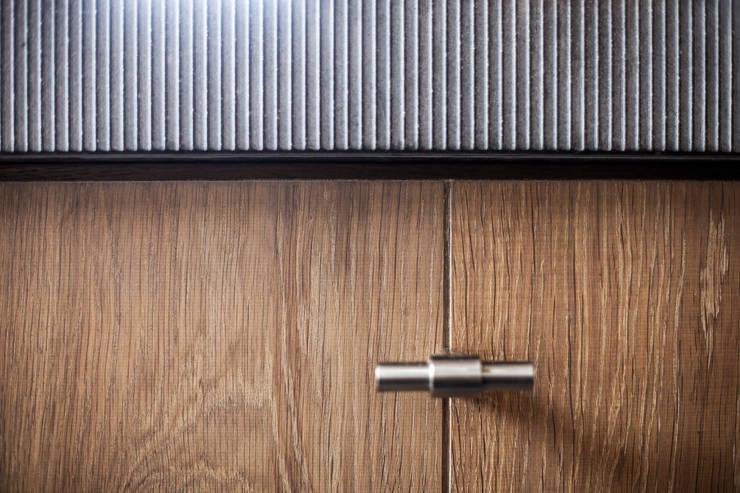 Interieurontwerp landelijke woning, Ewijk: modern  door Bob Romijnders Architectuur & Interieur, Modern