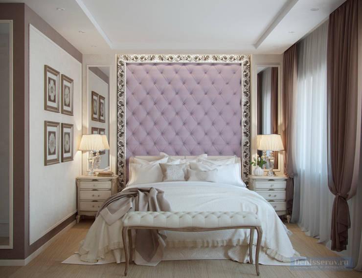 Bedroom by Студия интерьера Дениса Серова