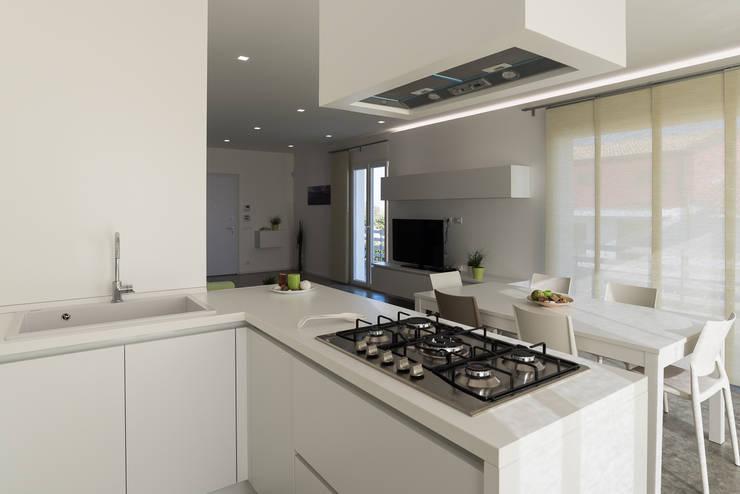 مطبخ تنفيذ DFG Architetti