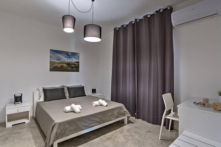 غرفة نوم تنفيذ DFG Architetti