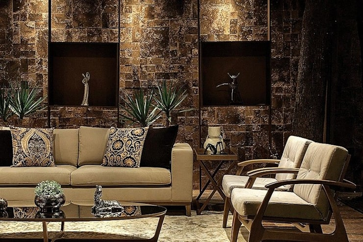Sala Contemplacao: Centros de exposições  por Designer Paula Daiane dos Santhos