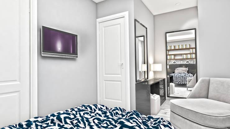 RADIO TPU – Sin Villa:  tarz Yatak Odası