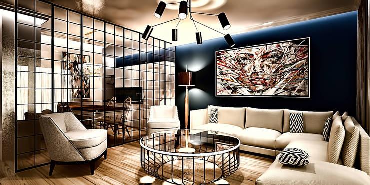 RADIO TPU – Kus Residence:  tarz Oturma Odası