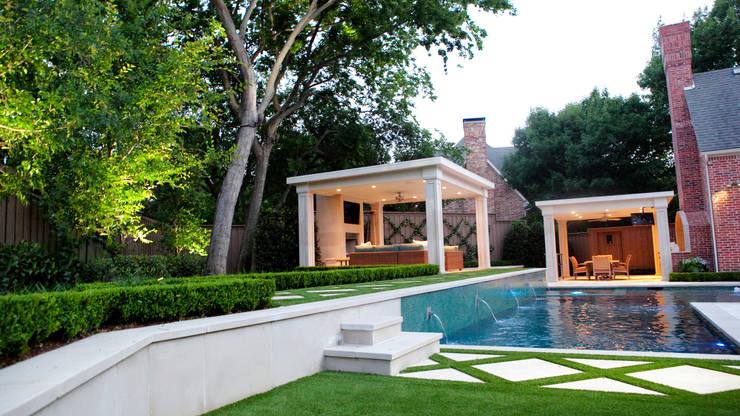 Outdoor Living:  Patios & Decks by Matthew Murrey Design