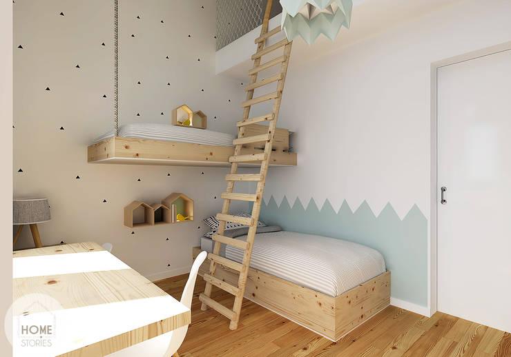 Dormitorios infantiles de estilo escandinavo por homify