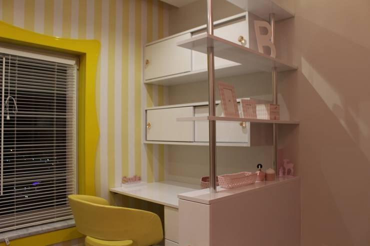 Kare Mimarlık – Çocuk Odası Başakşehir:  tarz Çocuk Odası, İskandinav