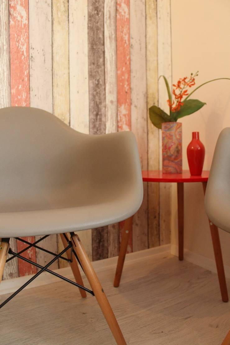 Kare Mimarlık – Atakent Konut:  tarz Oturma Odası, Modern