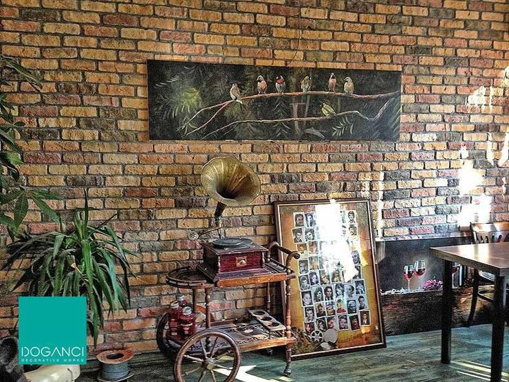 Doğancı Dış Ticaret Ltd. Şti. – Beyrut Cafe:  tarz Duvarlar