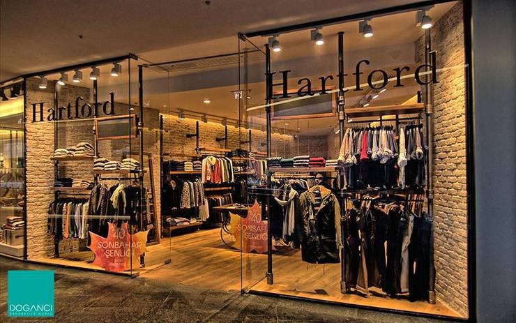 Doğancı Dış Ticaret Ltd. Şti. – Hartford mağazası:  tarz Duvarlar