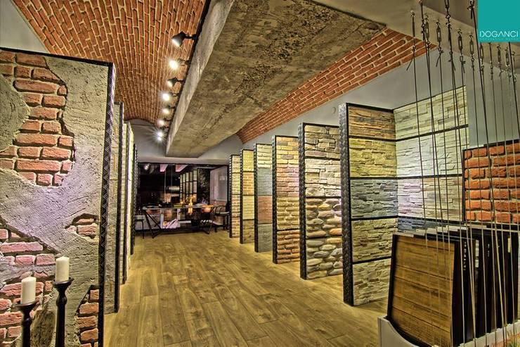 Doğancı Dış Ticaret Ltd. Şti. – Showroom:  tarz Duvarlar, Klasik Tuğla