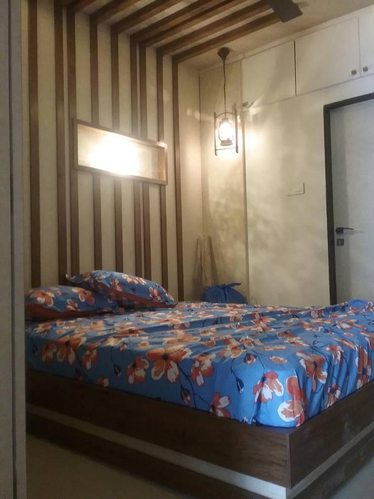 Guest bedeoom:  Bedroom by i'studio creative