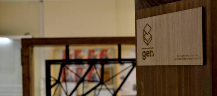 DETALLE TERMINACIONES: Arte de estilo  por Gen Arquitectura & Diseño